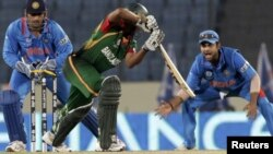 Cricket is hugely popular sport in Bangladesh, which last year co-hosted the World Cup with India and Sri Lanka.