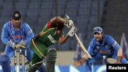 Ҳунарнамоии мунтахаби крикетбозони Бангладеш