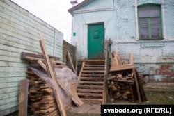 Гаспадароў гістарычных будынкаў даўно выселілі