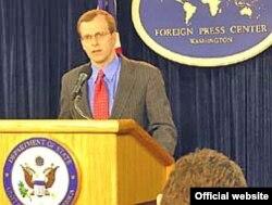 Дэйвід Крэймэр у Дзяржаўным дэпартамэнце ЗША, 2006 год