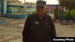 фото покойного Б.Шоева в тюрьме предоставлено журналистом Шахрзодом Амином