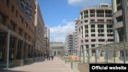 Երևանի Հյուսիսային պողոտայի նորակառույցները