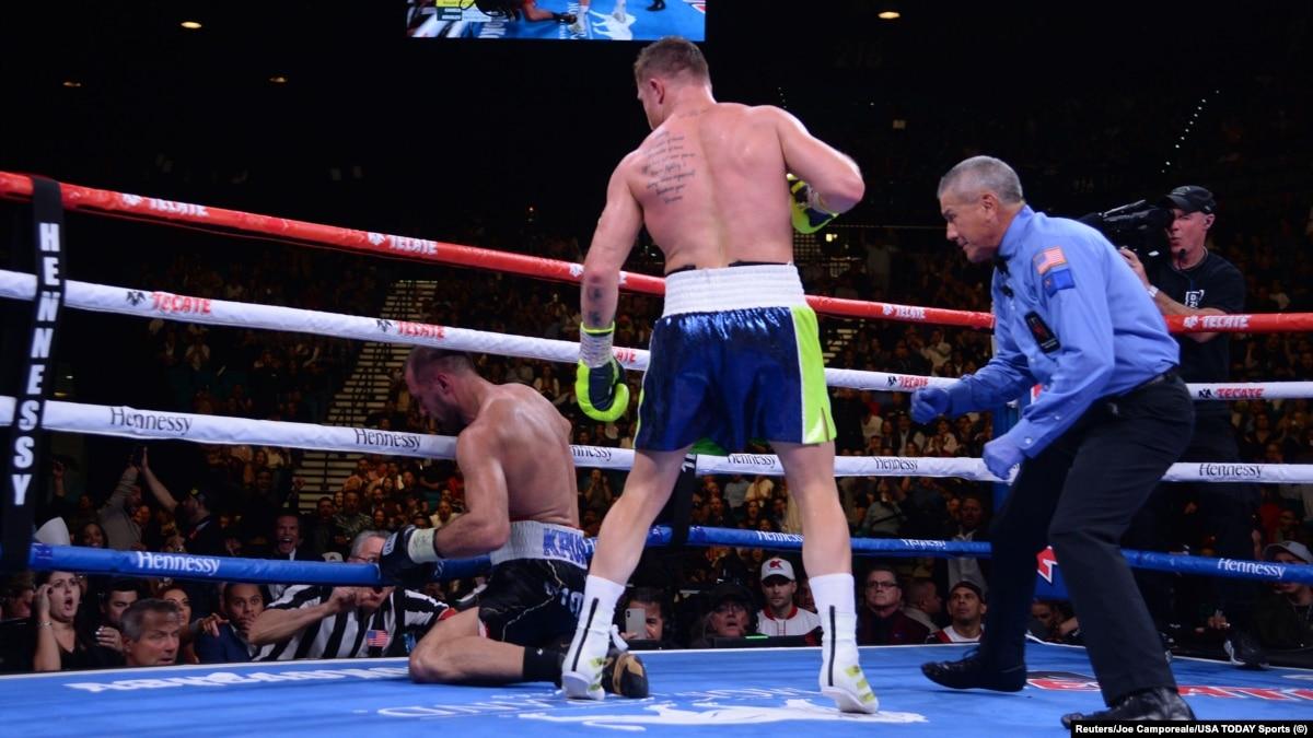 Журнал The Ring назвал мексиканца Альвареса «боксером года»
