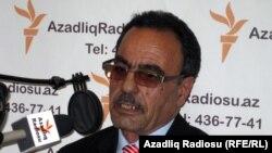Член Координационного совета Общественной палаты Ибрагим Ибрагимли, 2 декабря 2010
