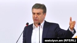 Карен Карапетян (архив)