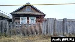 Кукмара районының Адай авылында иске йорт
