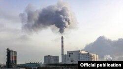 Мусоросжигательный завод в Москве. Фото: Гринпис