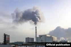 Мусоросжигательный завод в Москве