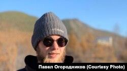Bloger Pavel Ogorodnikov