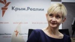 Крым сегодня: протесты, аресты, голодовки. Интервью с Евгенией Горюновой