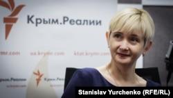 Евгения Горюнова, политолог из Крыма