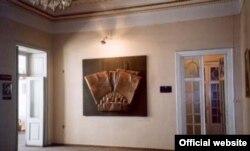 мэмарыяльная дошка паэтам і пісьменьнікам Азэрбайджану, рэпрэсаваным у 1930 - 1940-я гадах