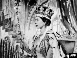 Коронация Елизаветы II, 2 июня 1953 года