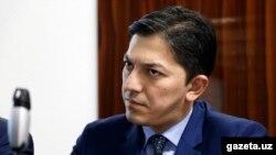 Атабек Назиров.