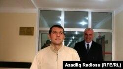 Bloqqer Adnan Hacızadə azadlıqda