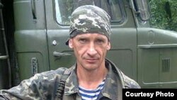 Сергей Бондарь, боевик «ЛНР» из белорусского Бобруйска