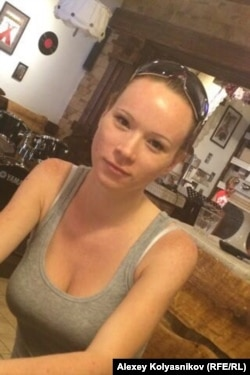 Арина Кондратенко в кафе Bel Canto