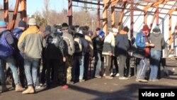 Սերբիա - Փախստականները Խորվաթիայի սահմանի մոտ, 27-ը դեկտեմբերի, 2017թ․