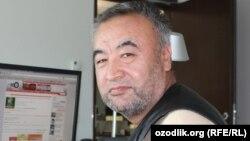Октам Каримов