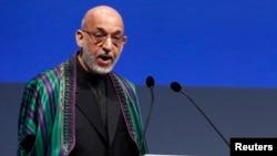 افغان ولسمشر حامد کرزی
