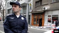 Policija u Beogradu, arhivska fotografija