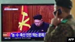 کیم جونگ اون، رهبر کره شمالی