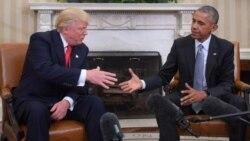Obama kiber hüjümlerine, nädogry maglumatlaryň täsirine 'kembaha' garandygyny aýtdy