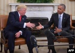 Доналд Трамп дар ин мақом ҷойгузини Барак Обама мешавад.