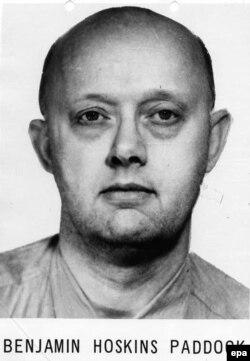 Фотография отца Пэддока из архива ФБР