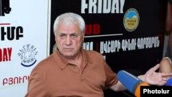 Դուդուկահար Ջիվան Գասպարյան