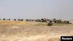 قوات عراقية تتجه الى الرمادي
