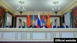 Almazbek Atambayev 2014