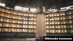 Здание тюрьмы на Кубе. Иллюстративное фото.