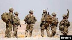 Ամերիկացի զինծվորներն Աֆղանստանում, արխիվ
