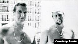 Оьрсийчоь -- 1990-чу шерашкахь Петарбухера зуламхойн тобанийн хьалханчаш Геннадий Петров а (аьрроагIор), Малышев Александр а.