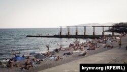 Крим, Курортне, архівне фото
