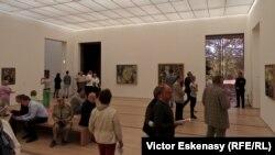 La expoziția de la Basel