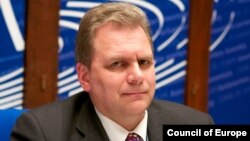 Член делегації Естонії в ПАРЄ Андрес Херкель