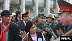 """""""Азаттыктын"""" архивинен: Бишкек, 2006-жыл"""