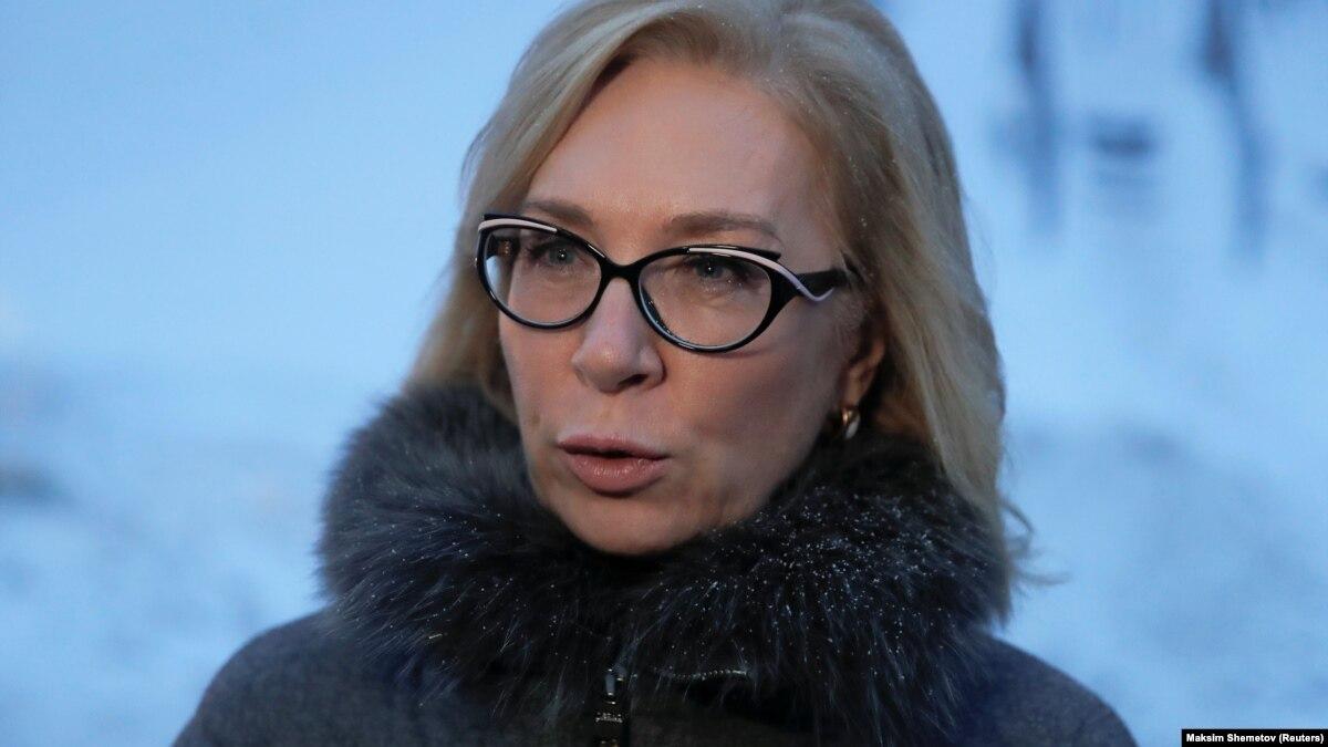 Денисова призывает международные организации обратить внимание на крымчан в российском ув'заключении