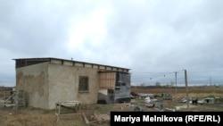 """""""Колос"""" саяжайындағы үй. Батыс Қазақстан облысы, 14 қазан, 2019 жыл."""