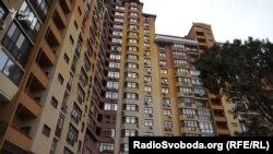 Будинок, де розташована квартира, якою користується Ярослав Гадзало