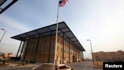 في مجمّع السفارة الأميركية ببغداد