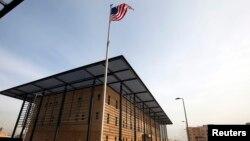 АКШнын Багдаддагы элчилиги. Ирак.