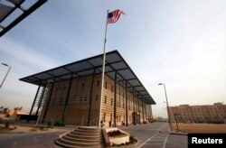 Американське посольство в Багдаді, 2011 рік