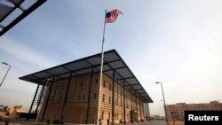 Одна із будівель посольства США в Іраку