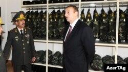 Zakir Həsənov və İlham Əliyev