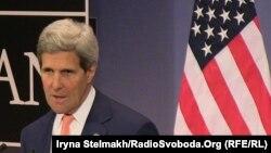 Державний секретар США Джон Керрі