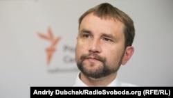 Директор Українського інституту національної пам'яті Володимир В'ятрович