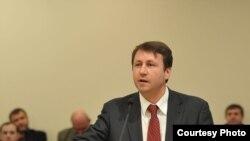 Посол Молдавии в США Игорь Мунтяну